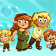 Characters for Village Life by Playdemic -- vectors